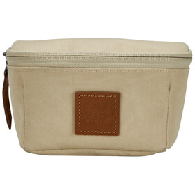 Creme Basic Bike Pannier beige